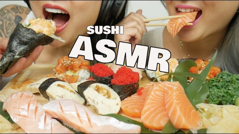 Asmr Sushi Eating Sounds No Talking Sas Asmr Asmrhd Use custom templates to tell the right story for your business. asmrhd