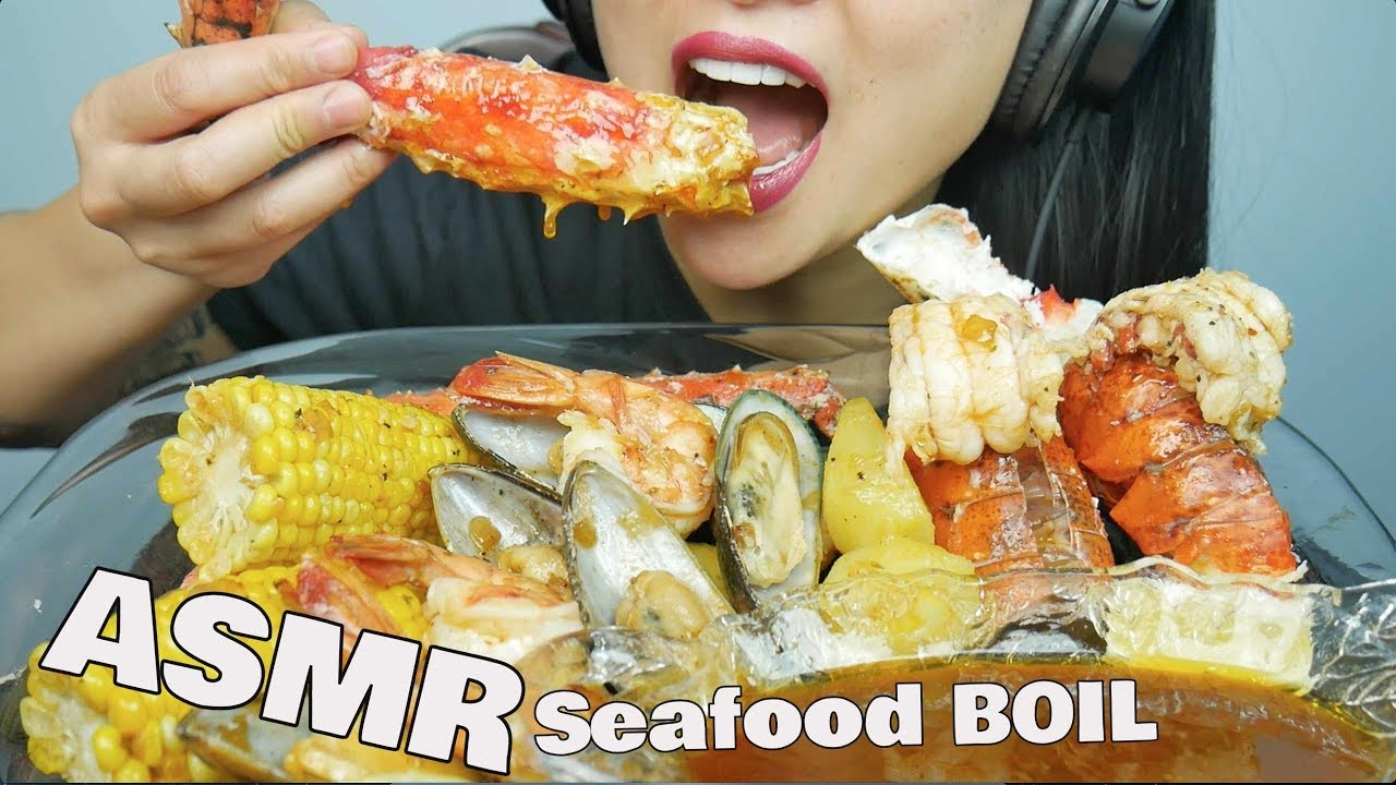 Asmr Seafood Boil Bloves Sauce Eating Sounds Sas Asmr Asmrhd Copyright disclaimer under section 107 of the copyright. asmr seafood boil bloves sauce