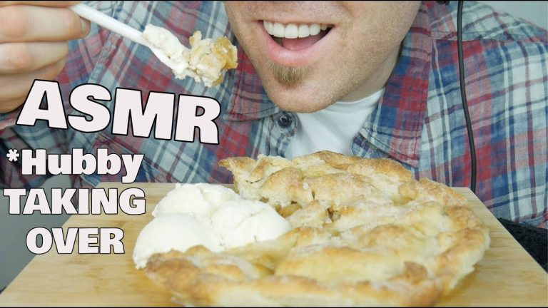 No More Sas Asmr Hubby Take Over Homemade Apple Pie Ice Cream Eating Sounds Asmrhd Before starting the sas asmr youtube channel and soaring to asmr youtube fame, sas worked as a bartender in canada. ice cream eating sounds