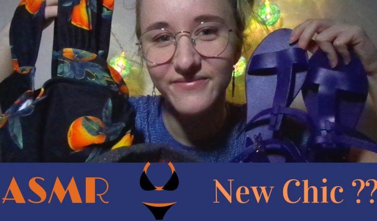 ASMR FR 💤 Mon avis sur le site New Chic ! (chuchotements)