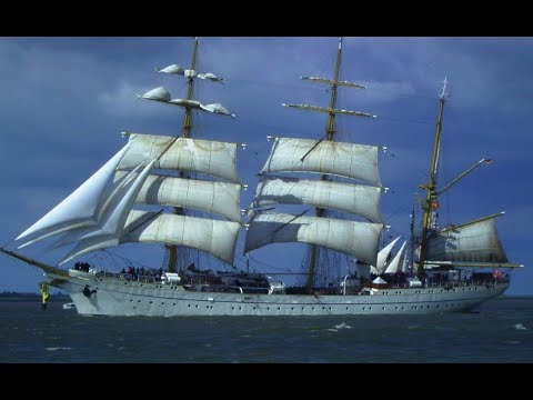 ASMR Unsolved Mystery: The The Gorch Fock