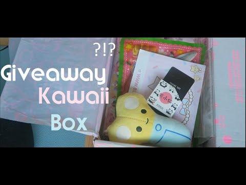 ASMR Français☆ KAWAII BOX☆ (Giveaway)。◕‿◕。 Enter to Win! ☆