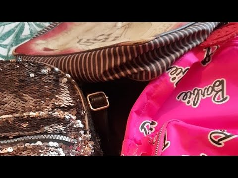 #ASMR My Handbag Collection LIVESTREAM
