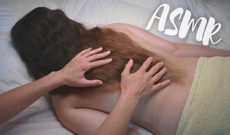 Hairplay und Backtracing wie auf Wolken | ASMR (Geflüstert)