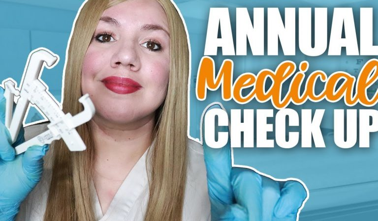 ASMR Annual Physical Check Up