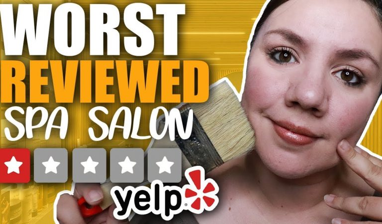 ASMR Worst Reviewed Spa in My City 💆 Personal Attention and Scalp Massage
