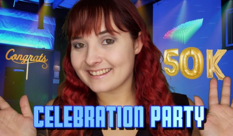 50K Celebration Party [Meeting The Different Guests] ASMR RP