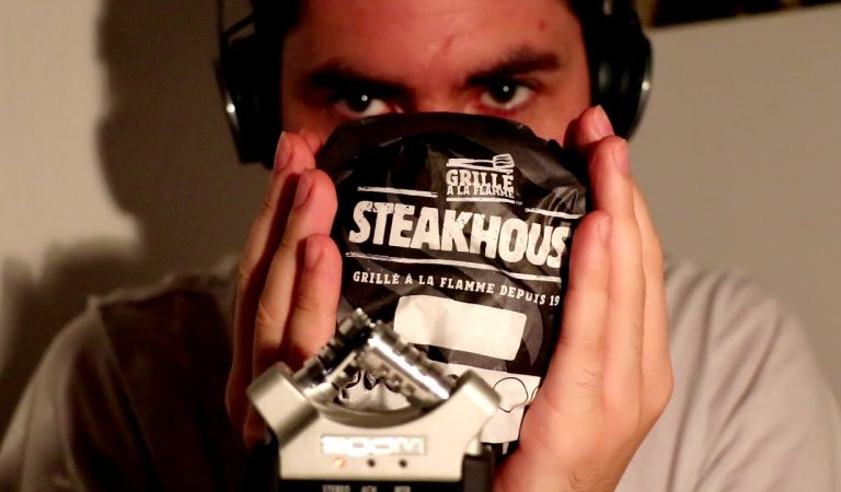 ASMR BURGER KING – STEAKHOUSE