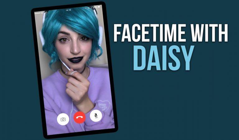 ASMR | FaceTime with Daisy ❀