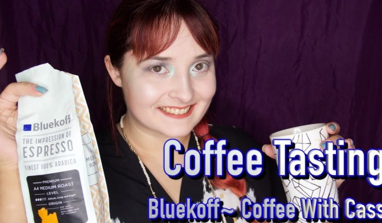 Coffee Tasting [Featuring Bluekoff] ☕Coffee With Cass