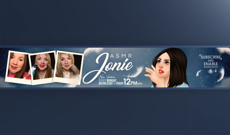 ASMR Jonie Live Stream