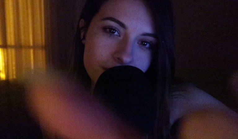 ASMR FRANCAIS ⚪️ Chuchotements et soft mouth sounds 🤗