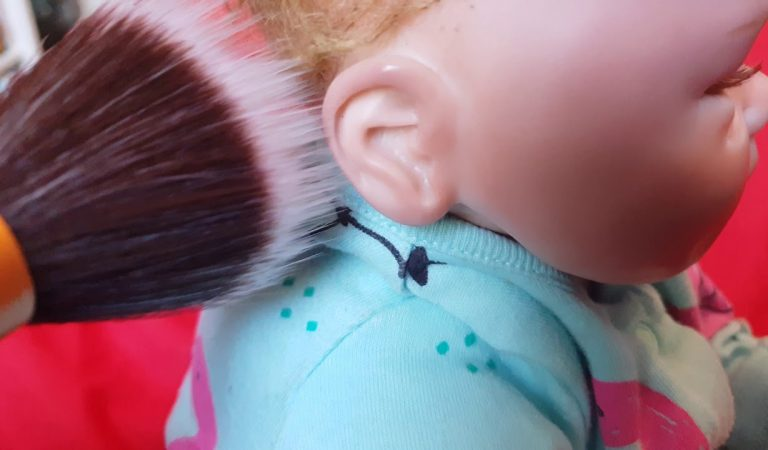#ASMR Cute AF !! Doll Ear Cleaning / Brushing – Relaxing Sweet Tingles