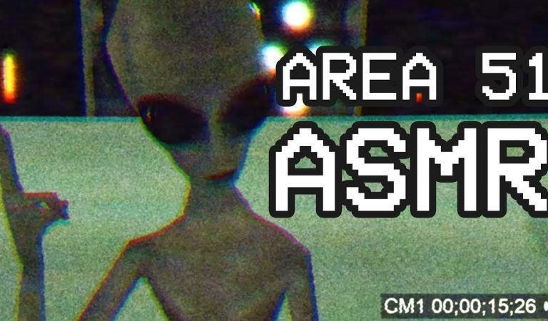 [ASMR] A MESSAGE FROM AREA 51