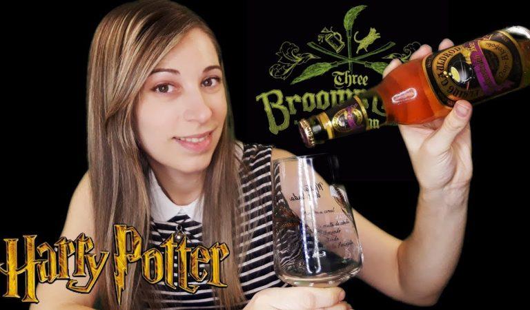 ASMR en las 3 Escobas | Harry Potter | SusurrosdelSurr ft. ASMR Rooms
