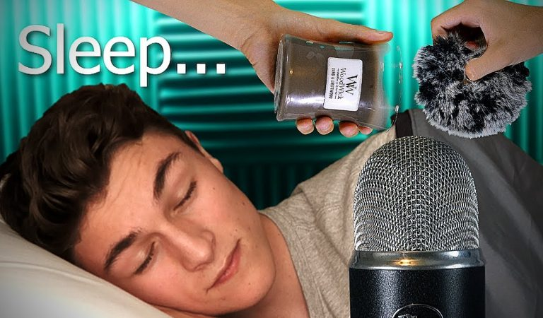 ASMR to Make YOU Sleep Instantly (not clickbait) [4]