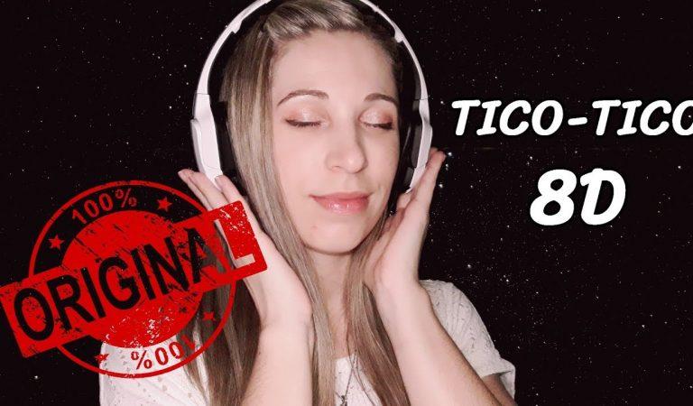 8D ASMR TICO-TICO | Gotero | 100% Relax Visual | @susurrosdelsurr
