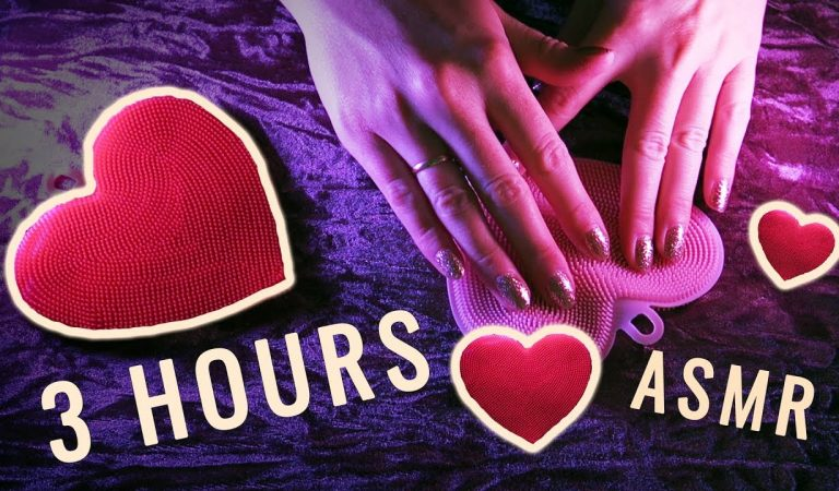 3 HOURS of ASMR In The Dark – Slow and Delicate – For Study or Work – NO TALKING