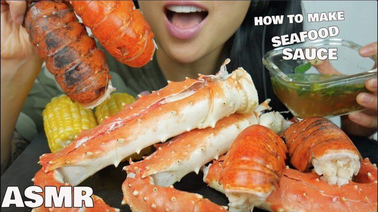 Sas Asmr Seafood Sauce / Blove tries seafood sauce from sas asmr's recipe.