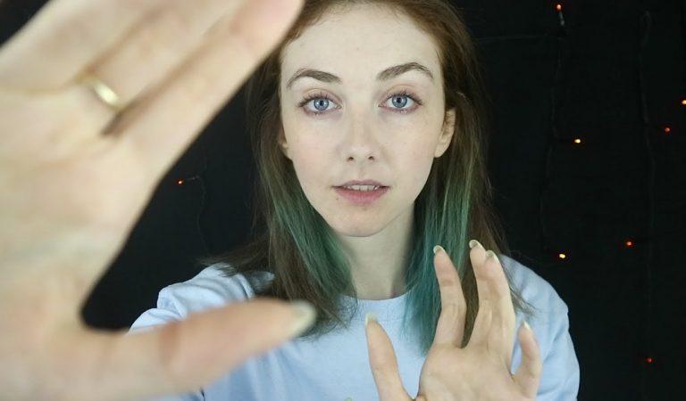 Hand Movements and Rambling (ASMR)