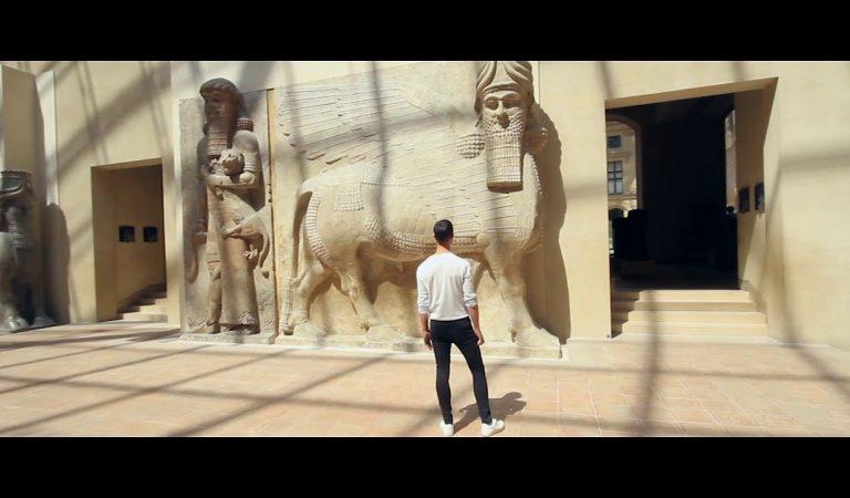 ASMR   SEUL dans le LOUVRE / ALONE in the LOUVRE (Official trailer)