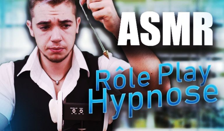 👀 ASMR: Rôle Play Hypnose 👀 jeux de rôle