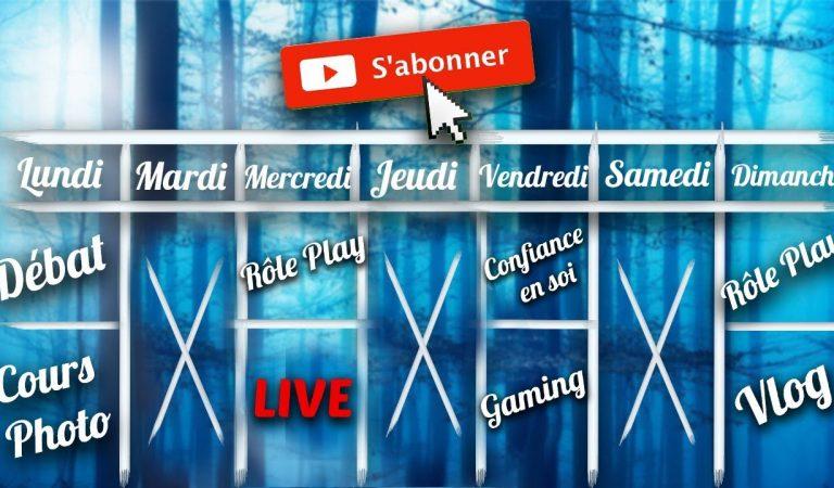 🎧 ASMR LIVE : 28 septembre rencontre !🎧