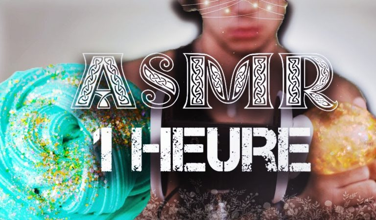 🙌 ASMR : Slime Satisfying, Fabrication de Slime, Compilation Tingle ( 1 heure ) 🙌