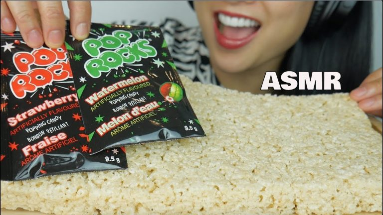 Asmr Rice Krispy Pop Rocks Fire Cracker Crackling Popping Eating Sounds No Talking Sas Asmr Asmrhd Sas asmr is so much peter then ssoyoung beause she don't eat lot of seafood and manly if she eat its not raw. asmr rice krispy pop rocks fire