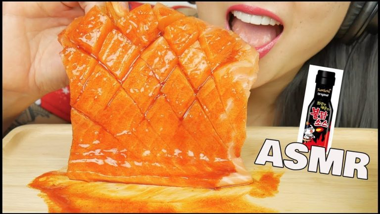 Asmr Salmon Sashimi Fire Sauce Savage Eating Sounds No Talking Sas Asmr Asmrhd As we've established previously in this article, she was born on the 20 of july in 1982, which would make her 37 years old though i'll try to update this every year, just a warning for you all! asmrhd