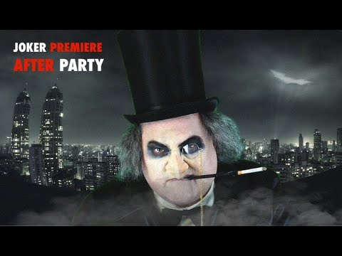 Joker Premiere After Party Starring: The Penguin ASMR