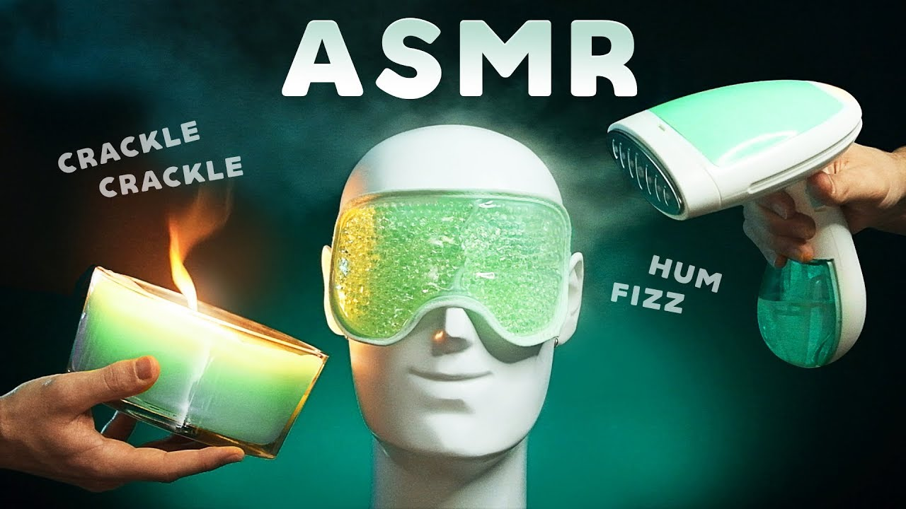 MassageASMR | Asmr, Asmr triggers, Asmr massage