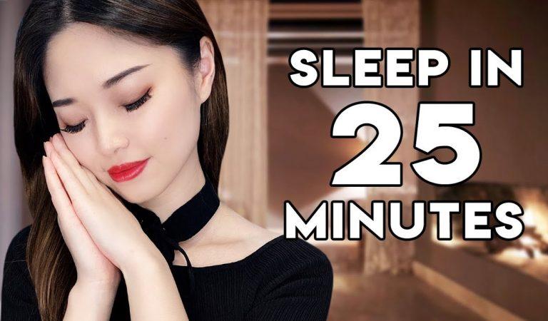 [ASMR] Fall Asleep in 25 Minutes ~ Deep Relaxation Treatment