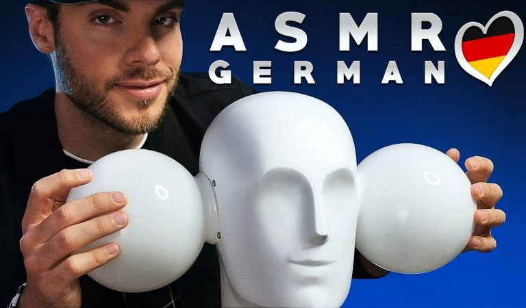 GERMAN ASMR for Insomniacs & Tingle Lovers | Top Triggers and Whispering for Sleep