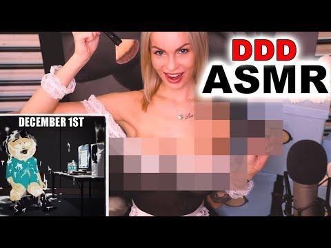 ASMR Finally DD December 🍆 Here we go again – English Whispering
