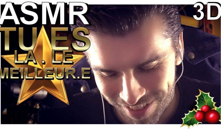 ASMR français – Chuchotement et déclencheurs (french whisper and tingles)