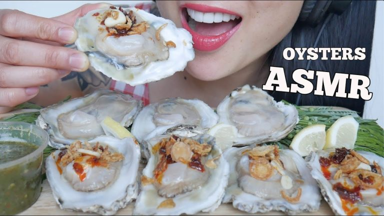 Asmr Raw Oysters Spicy Thai Dipping Sauce Eating Sounds No Talking Sas Asmr Asmrhd Asmr (autonomous sensory meridian response) is a euphoric experience identified by a tingling sensation that triggers positive feelings, relaxation and focus. asmrhd
