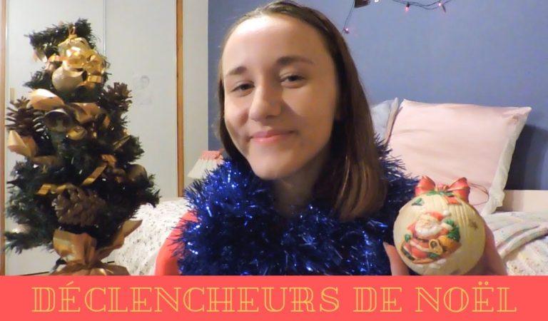 ASMR FR 💤 Déclencheurs de Noël ! (multi déclencheurs)