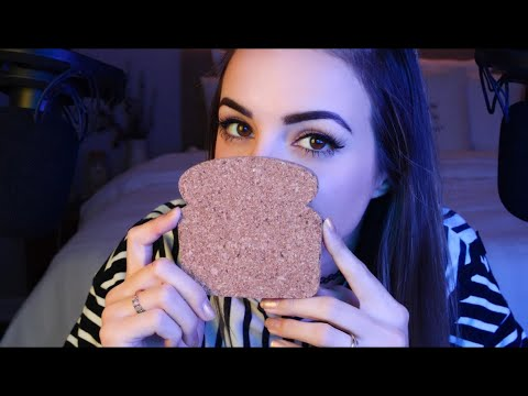ASMR Toaster Coaster Tapping & Scratching ONLY!