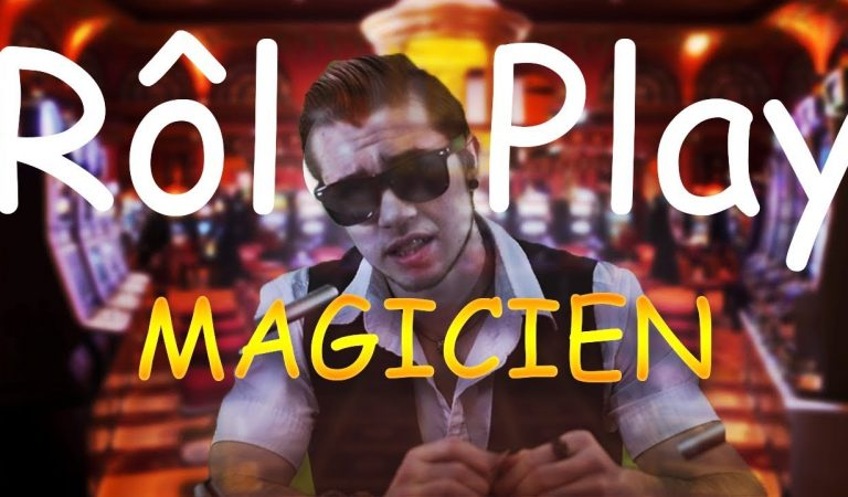🌟 #asmr : THE Magicien incroyable ! 🌟 (Humoristique)