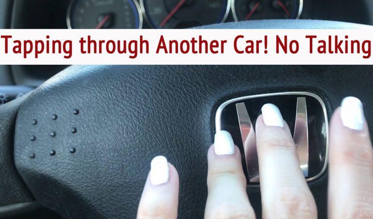 ASMR * Tapping through A Car! * Tapping & Scratching * Fast Tapping * No Talking * ASMRVilla