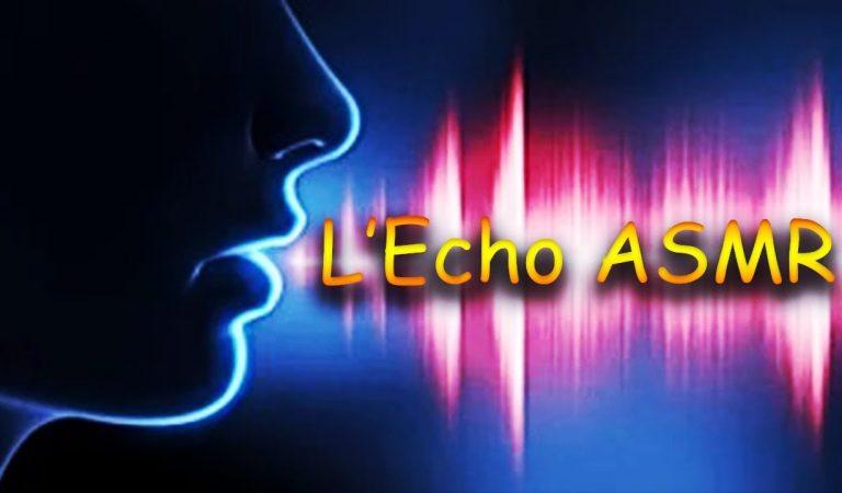 🎁 #asmr : L'ASMR en mode ECHOoo 🎁 Inaudible et Tapping