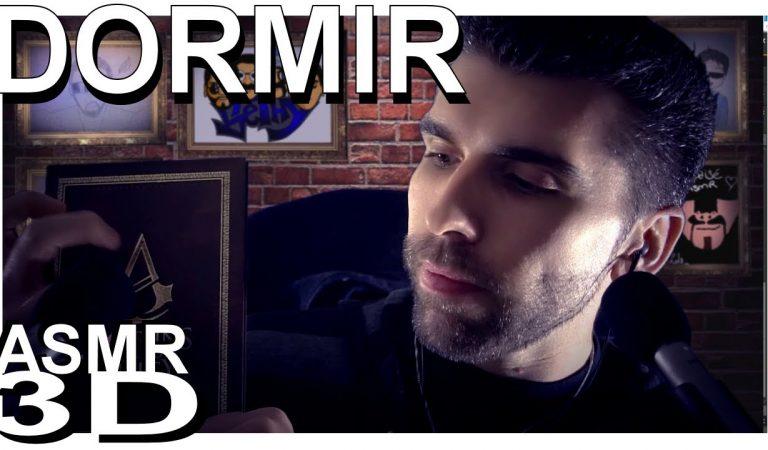 ASMR français – Les secrets pour DORMIR (ear to ear, chuchotement, frissons, whisper)