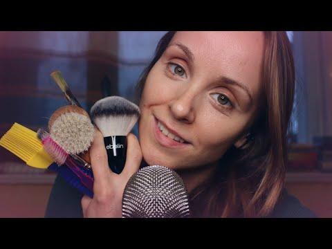 Feinstes Brushing für Deine Sensiblen Ohren | ASMR (Deutsch/ German)
