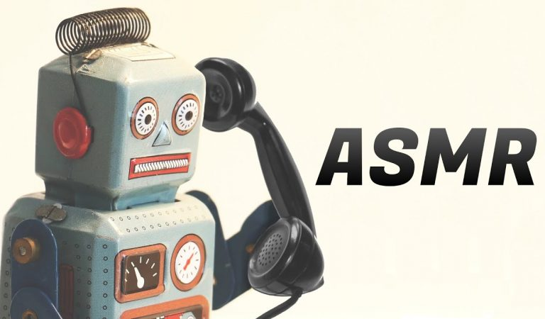 [ASMR] I'm Your Robocaller – Real Spam Calls Made Relaxing