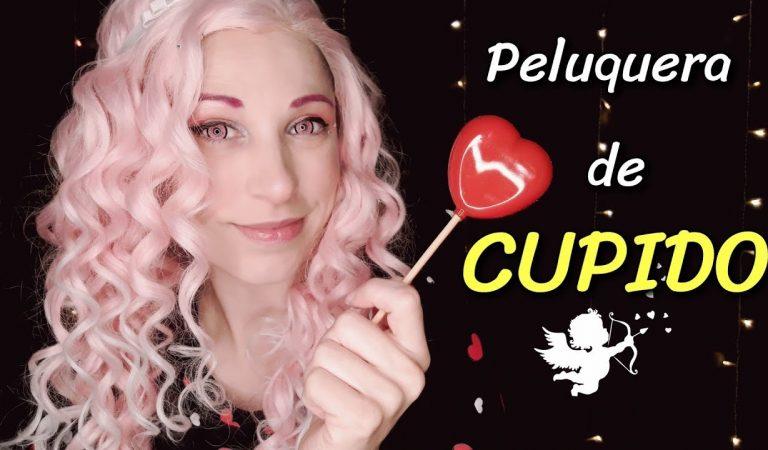 ASMR | PELUQUERA de CUPIDO 💕( Roleplay )  | Salón de Belleza Olimpo  | SAN VALENTÍN
