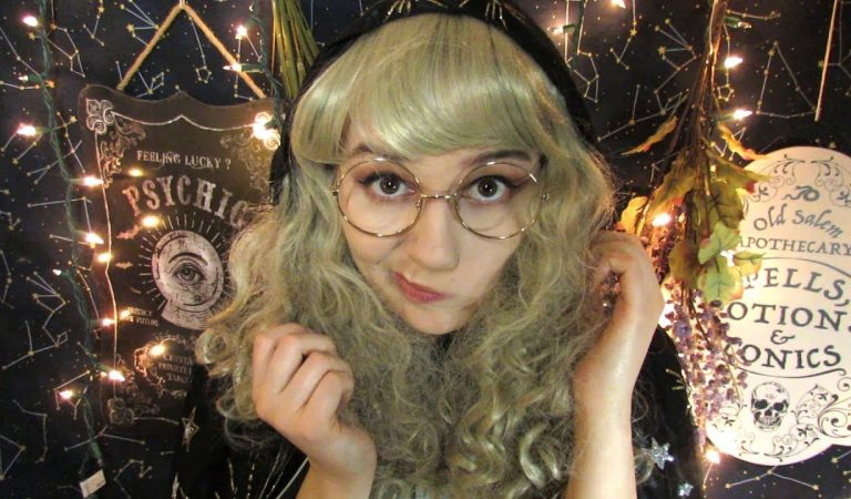 💘 ASMR Ophelia's Love Potions and Apothecary 🔮 Intense Layered Triggers & Energy Plucking