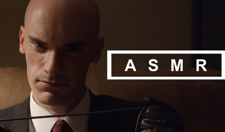 [ASMR] HITMAN: The Relaxation Contract – A Binaural Agent 47 Role Play