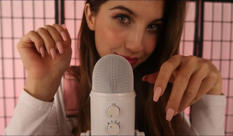 ASMR Scratching your TINGLE itch ~  «Do You Like That? Right Here? Like this?»