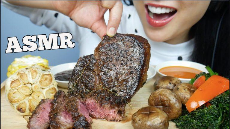 Asmr Steak Roasted Veggies Corn Eating Sounds No Talking Sas Asmr Asmrhd *literally eats kfc and mcdonald's and every junk food.* sean reo 27 днів тому. asmrhd